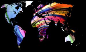 world-map-abstract-painting-2-stefan-kuhn